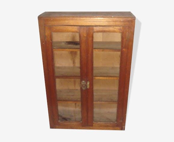 Wooden window of 1930