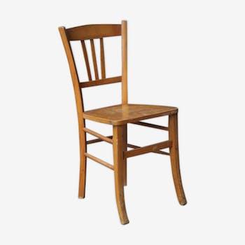 Chair bistro blond wood