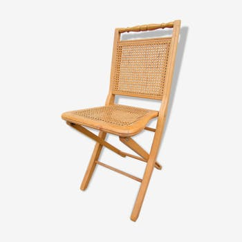 Year comfortable folding chair and space saving