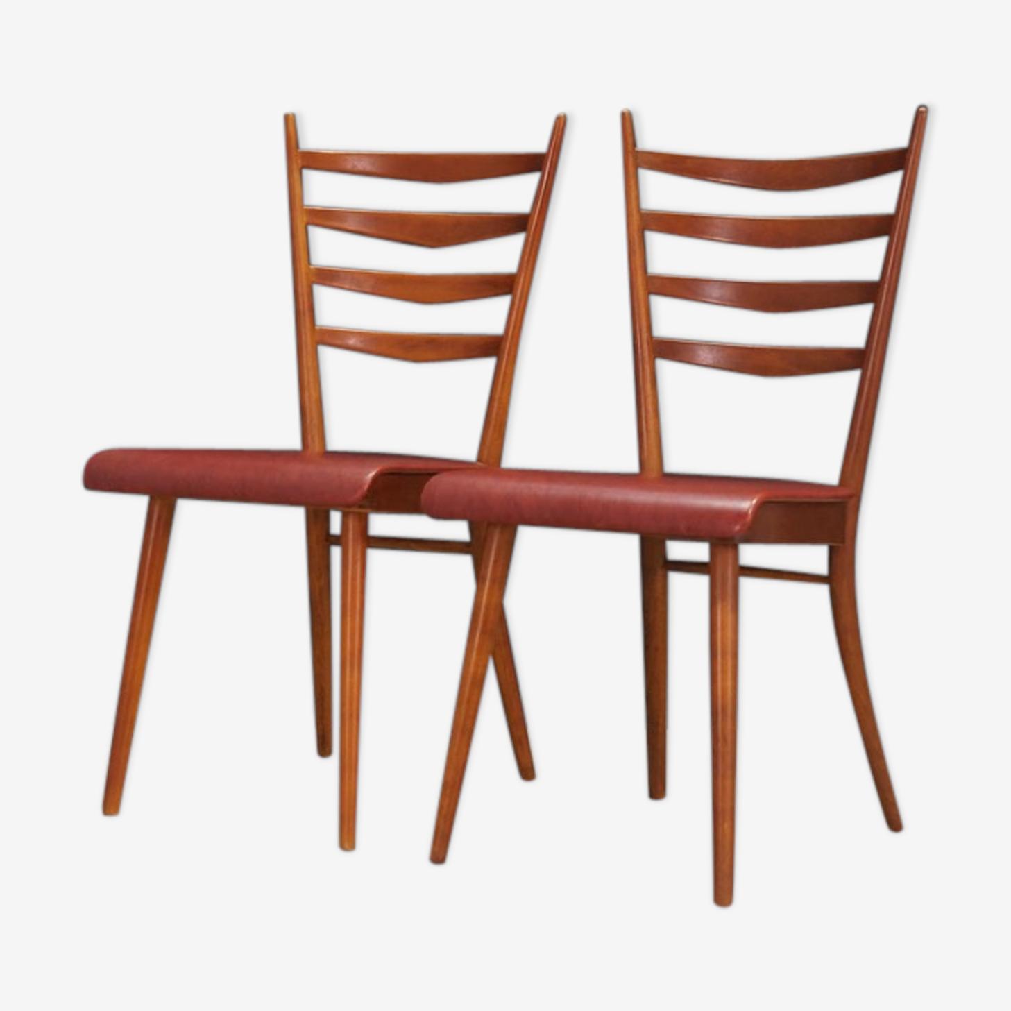 Danish chairs 60/70