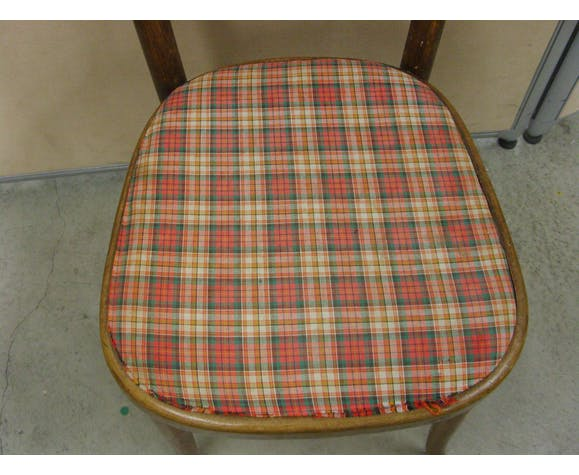 Lot de 6 chaises bistrot Fischel