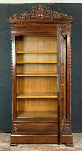 Charles X bookcase