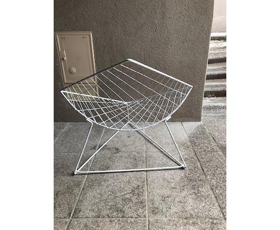 Paire de fauteuils Oti Niels Gammelgaard pour Ikea 1980