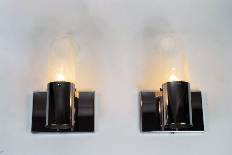 Pair of wall lamps Nason Pulegoso