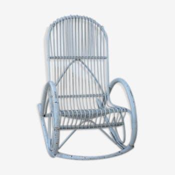 votre rocking chair en en rotin et osier coup de c ur vous. Black Bedroom Furniture Sets. Home Design Ideas