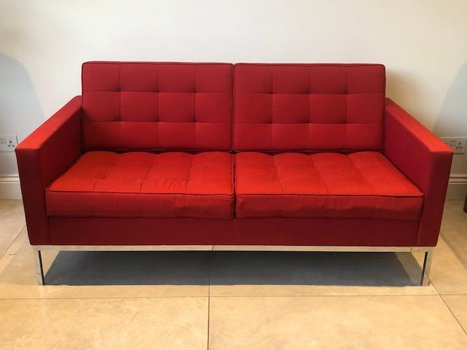 Canapé par Florence Knoll