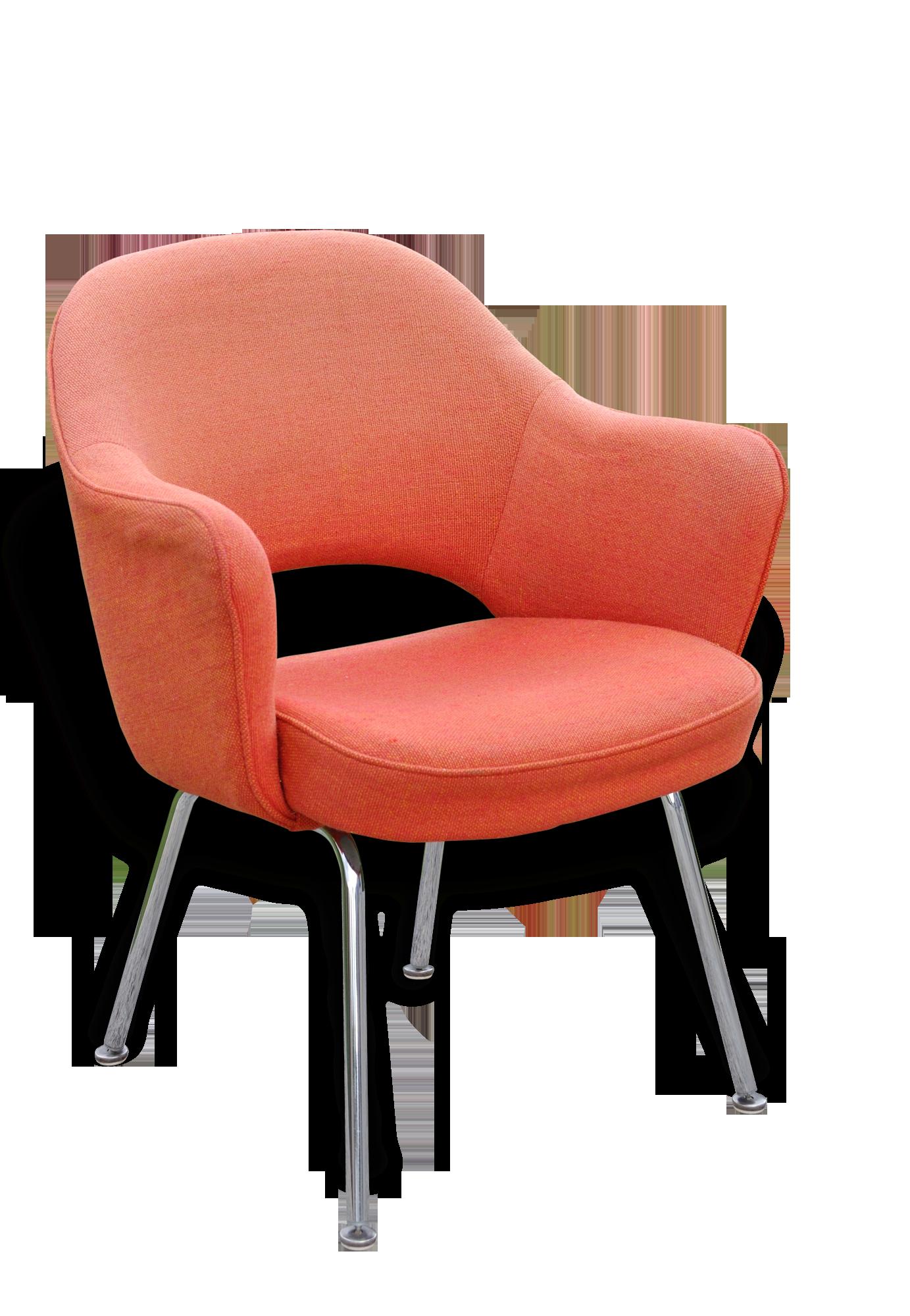 Chaise fauteuil bureau conference vintage saarinen knoll