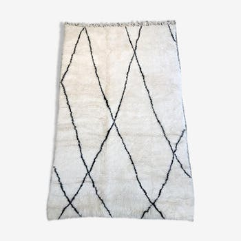 Berber, Beni Ouarain carpet