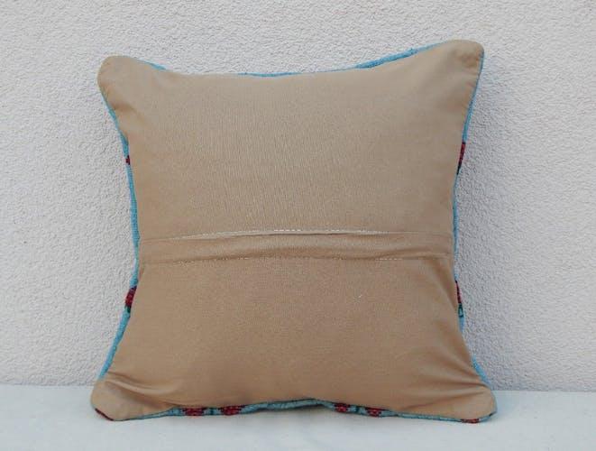 Housse de coussin turc fait main (40x40 cm)