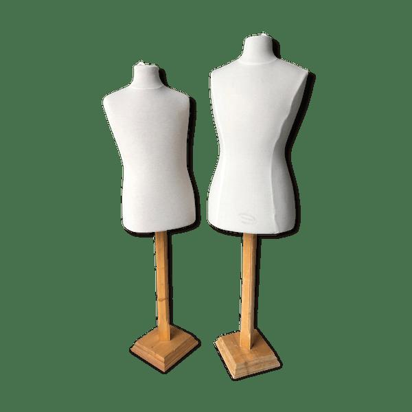 Pair Of Mannequins Selency