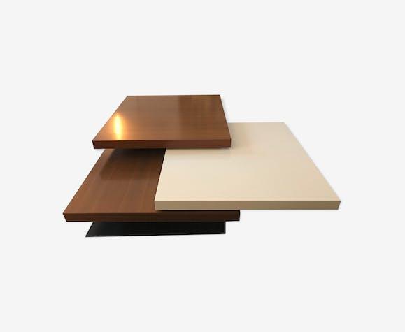 Table Basse Ligne Roset.Table Basse Ligne Roset Strates Design Par Pagnon