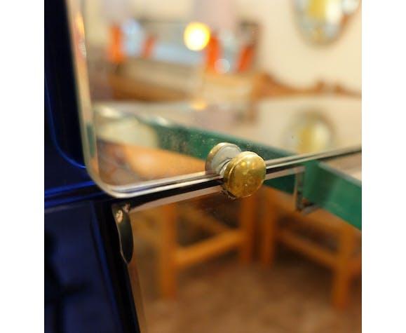 Miroir bleu Art Déco, Italie