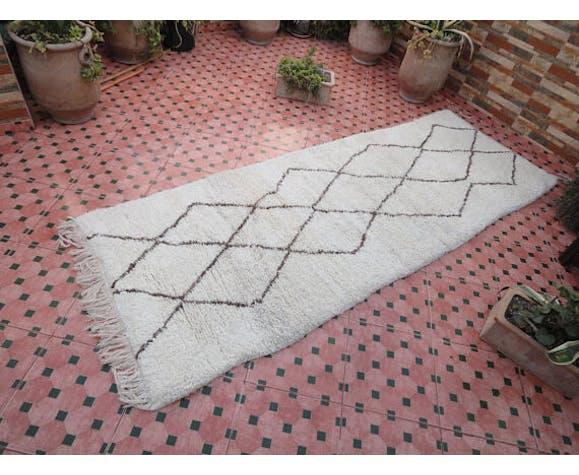 Beni ouarain carpet 275 x 100cm