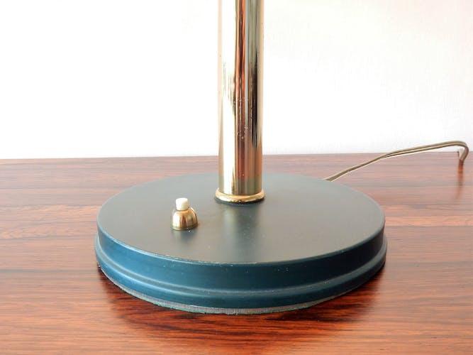 Lampe de table major par Philips, Pays-Bas des années 1960