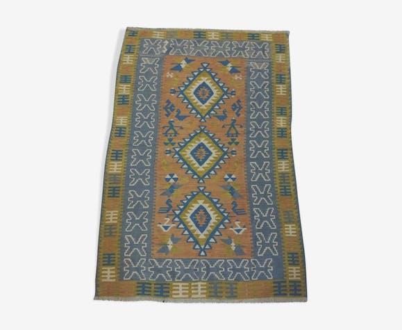 Tapis kilim multicolore 110x160cm