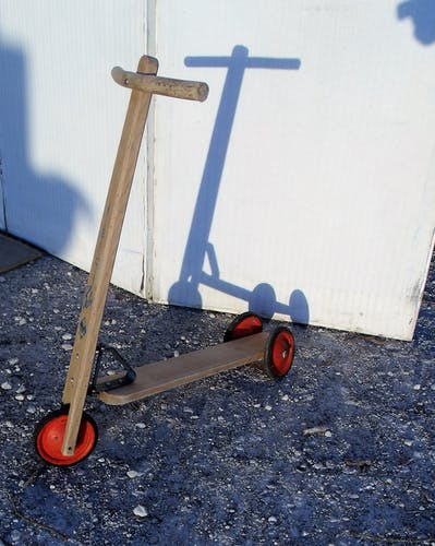 Baby scooter 60