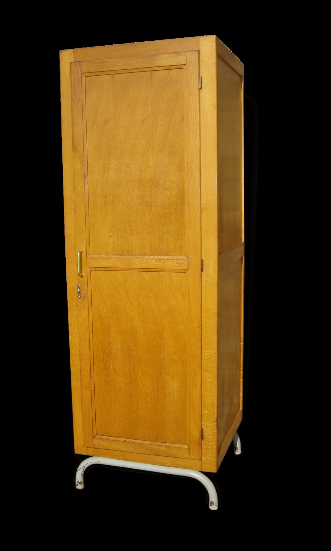 armoire vestiaire bois armoire de chambre camden armoire vestiaire style industriel en mtal. Black Bedroom Furniture Sets. Home Design Ideas