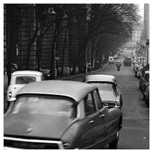 Paris en 1965 15ème arrondissement  Bd de Grenelle le jour