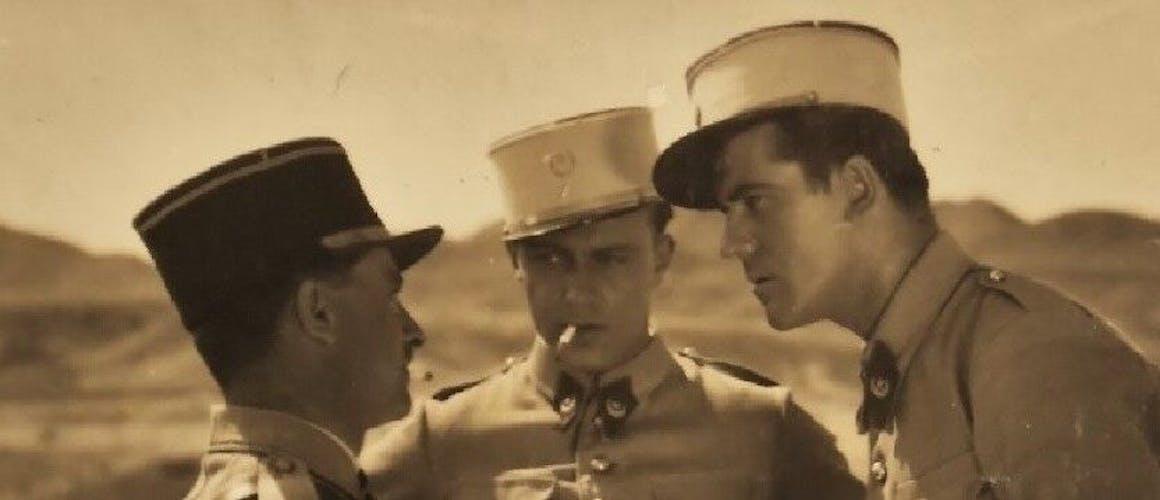 Photographie originale de 1932 - tirage argentique