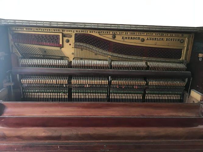 Emerson piano