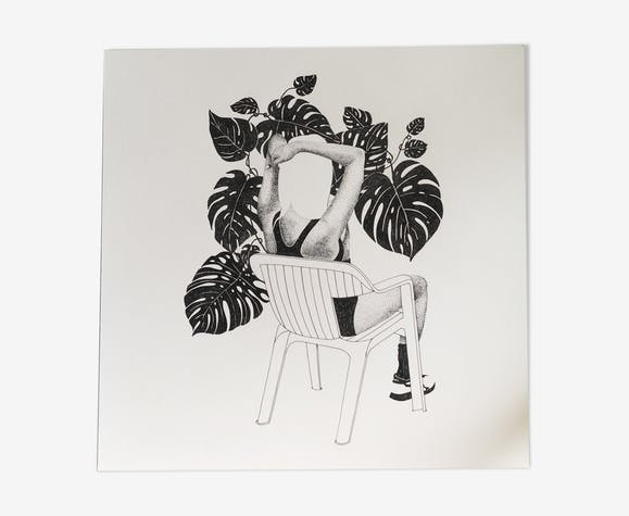 Illustration - En attendant le soleil