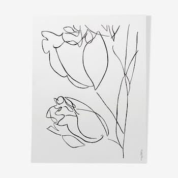 Tulip by Fantine Reucha