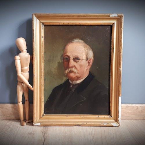 Peinture portrait