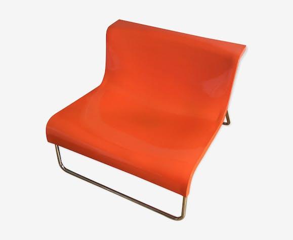 Piero Orange Lissoni Plastique Kartell Form Fauteuil WYeD9IEH2