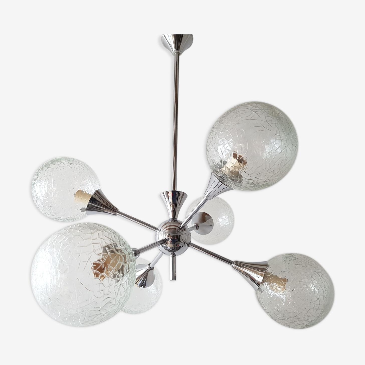 Lustre sputnik 1970 vintage
