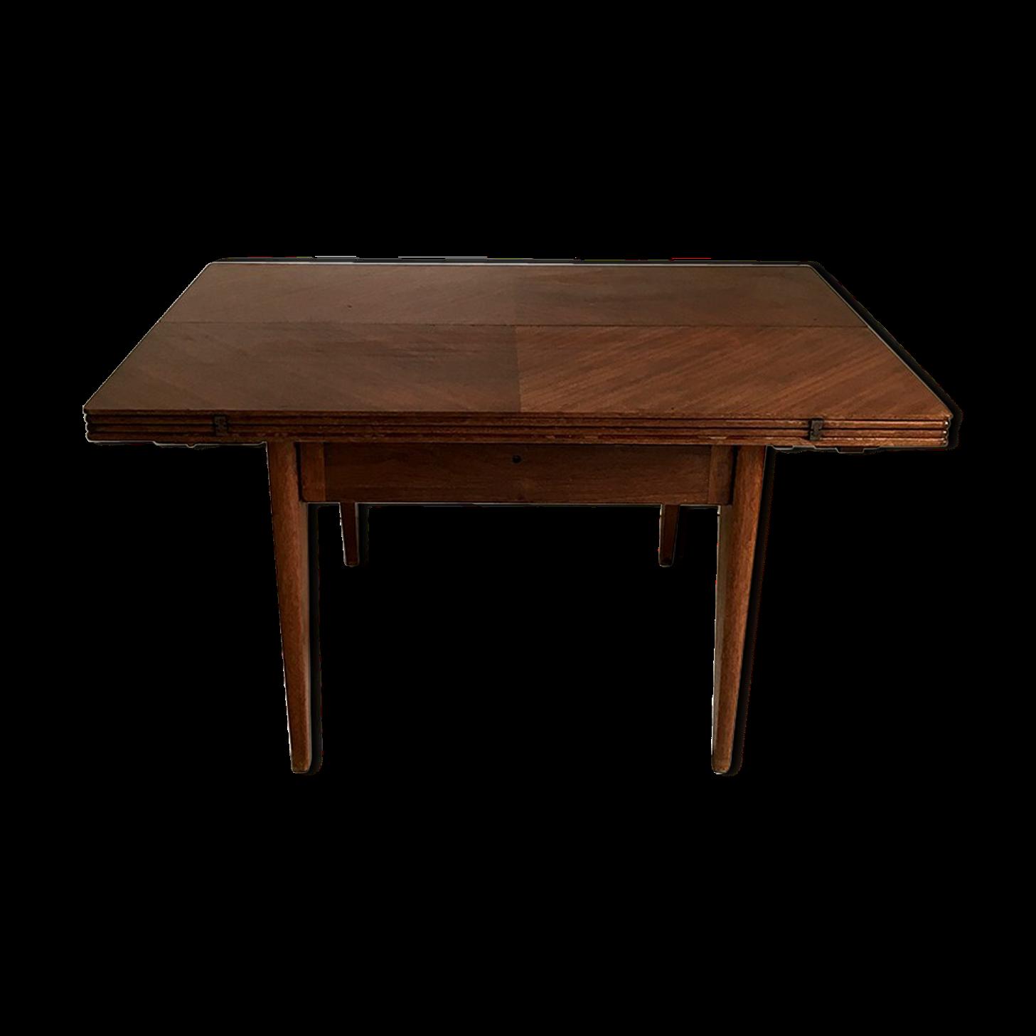 Table Basse Convertible Vintage 60u0027s Pieds Compas