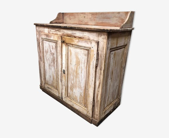 Old patinated furniture