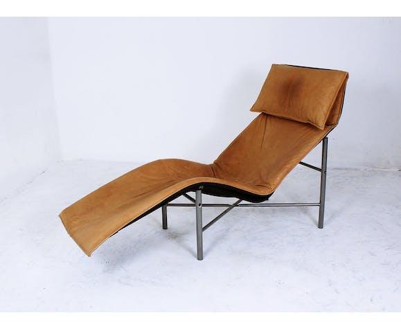 Chaise longue Skye par Tord Björklund pour Ikea, années 1980