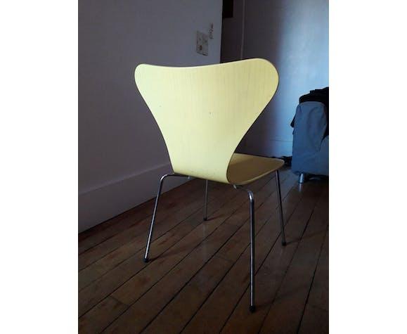 Chaise série 7 par Arne Jacobsen pour Fritz Hansen | Selency