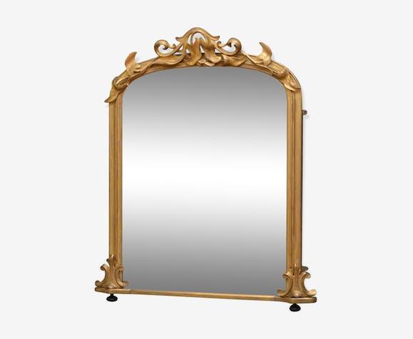 Victorian mirror 110x131cm