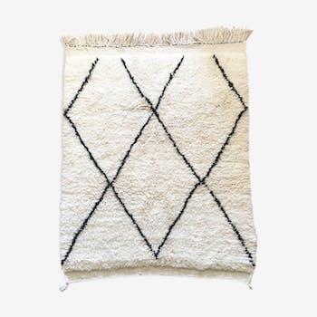 Beni Ouarain carpet 117x149cm