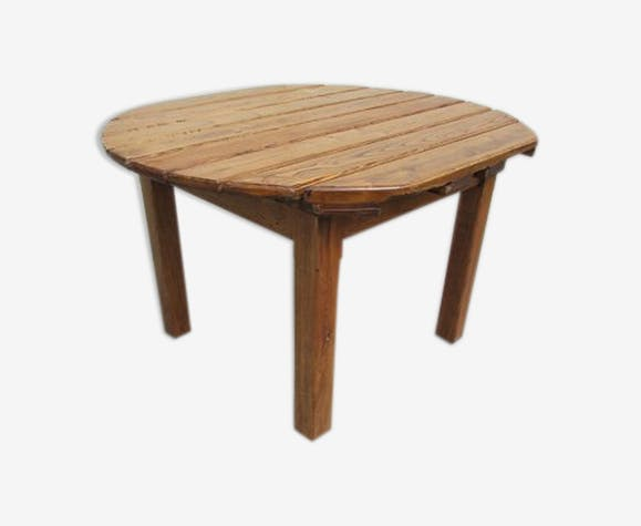 Table de jardin  en acacia