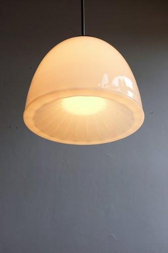 Vintage czech school bakelite lamp, 1960s