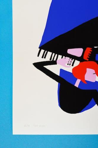 Eve Risser, Tirage d'Art
