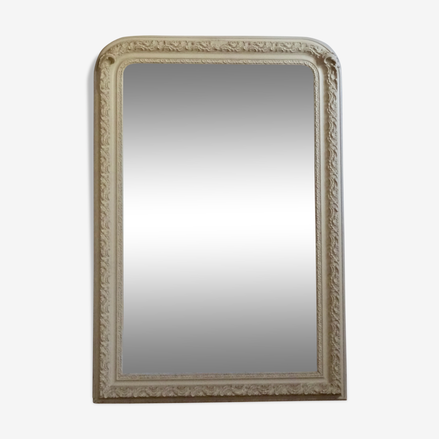 Miroir Louis Philippe 91x131cm