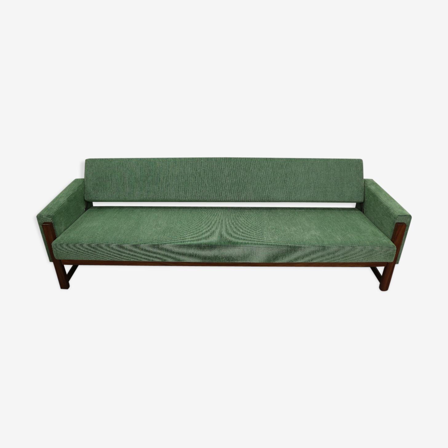 Canapé-lit trois places par Yngve Ekstrom pour Pastoe, années 1960