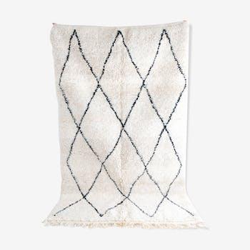Carpet beni ouarain 240 x 145 cm