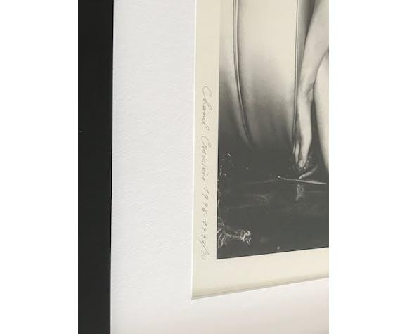 Photo de Karl Lagerfeld pour Chanel - collection 1996/1997