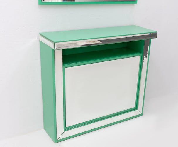 Console et miroir de Schöninger