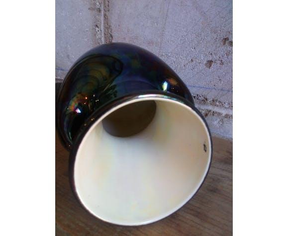 Vase aux bras levés en céramique Verceram vintage