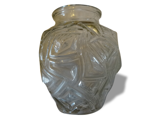 Vase boule transparent aq ml pet transparent en plastique - Grand vase en verre transparent ...
