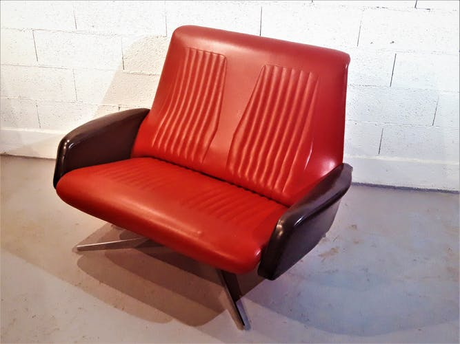 Very original sofa from the 60s