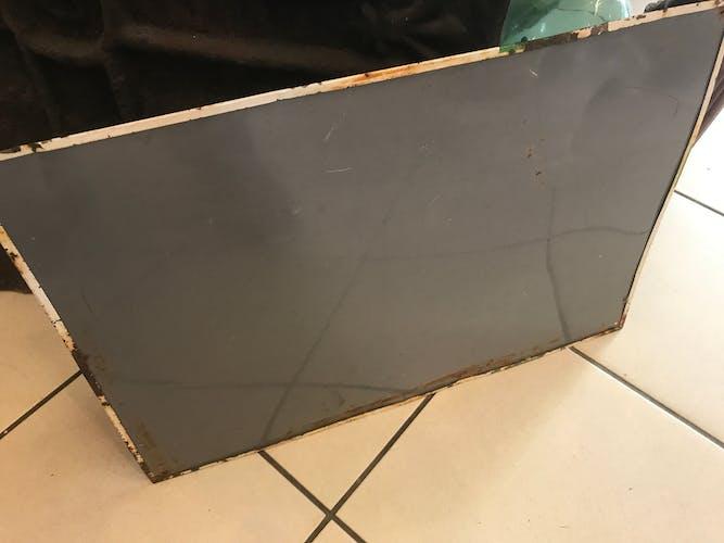 Enamelled sheet metal dissolved fertilizer Manon
