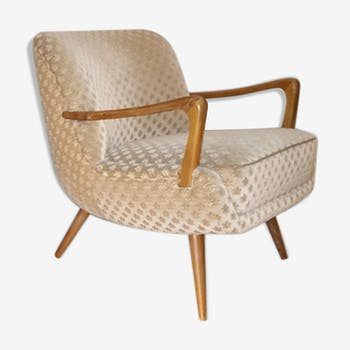 Chair Scandinavian cocktail design 50s 60s