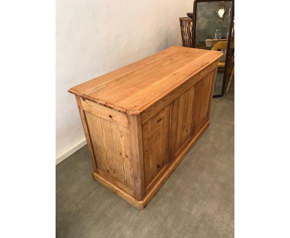 Comptoir d'épicerie meuble de métier
