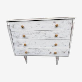 Chest of drawers years 70